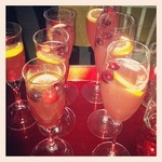 fruity cocktail drinks:  #cocktails #drinks #holiday #pmevents