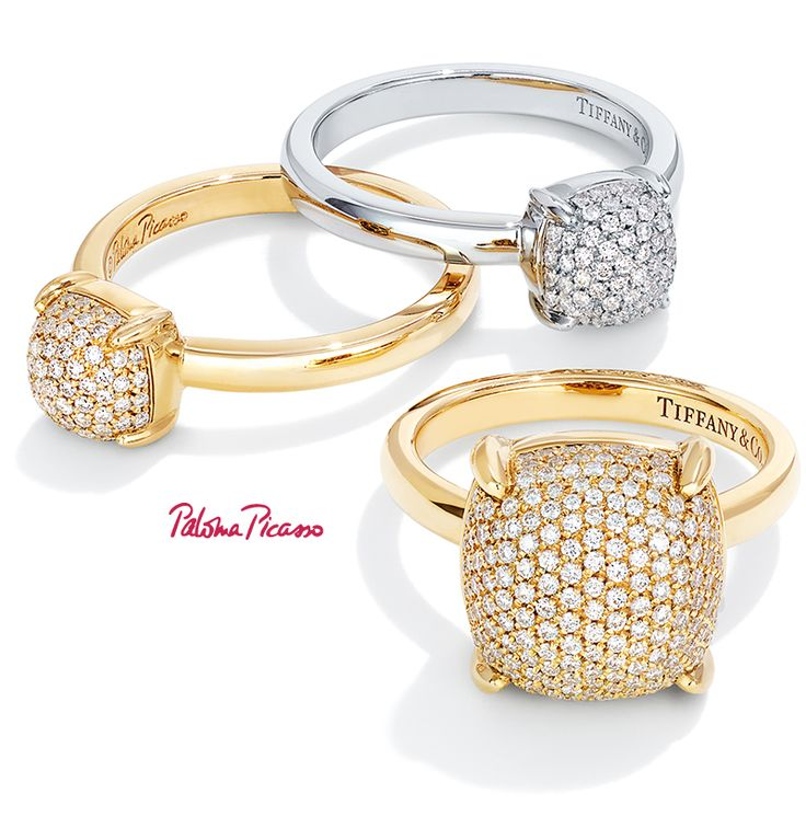 Sweet treats. Radiate good cheer this holiday season with Paloma's Sugar Stacks—festive rings from Paloma Picasso® that give twinkling lights a run for their money.