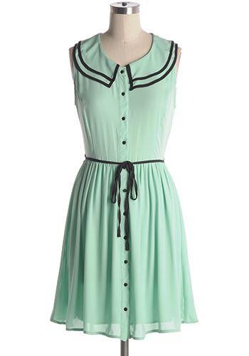 Mint Extract Dress