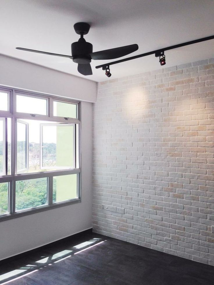 15 Amazing Design Ideas For Your Small Living Room. Brick Wall ...