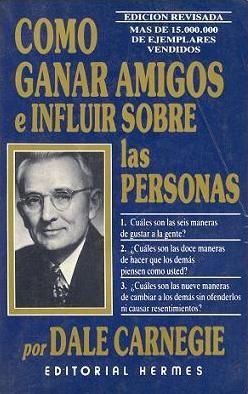 en la era de las redes sociales, nunca fue tan importante el libro de Dale Carnegie COMO GANAR AMIGOS.