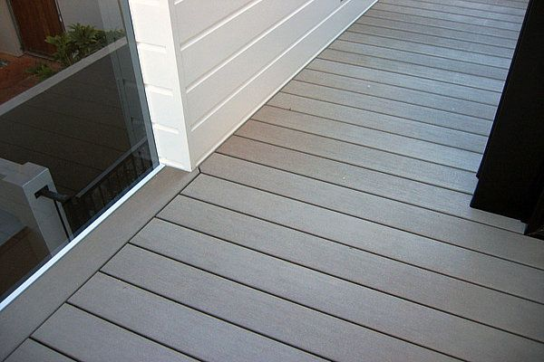 Decking Plastic decking boards