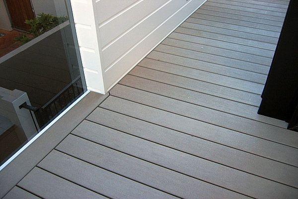 Decking Plastic decking boards