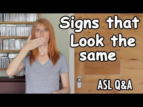 How to Start Teaching Yourself ASL | American Sign Language - YouTube