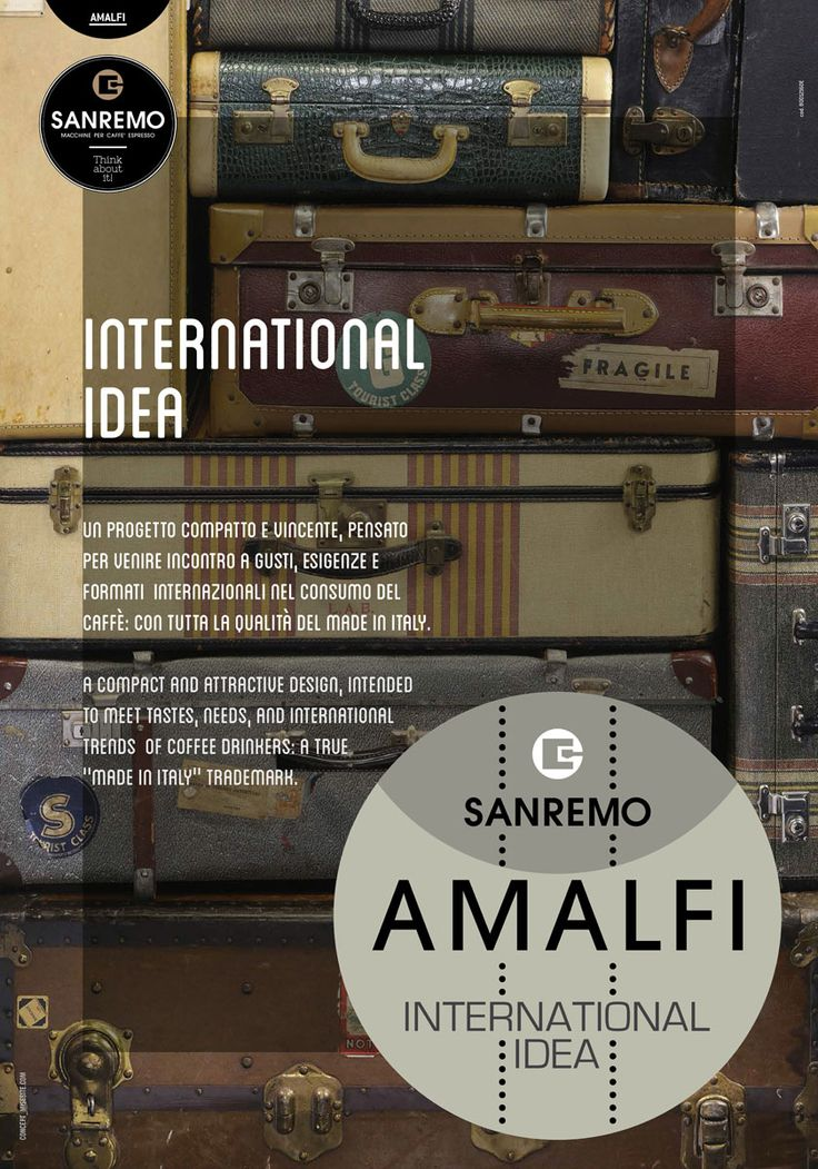 Sanremo Amalfi catalogue cover