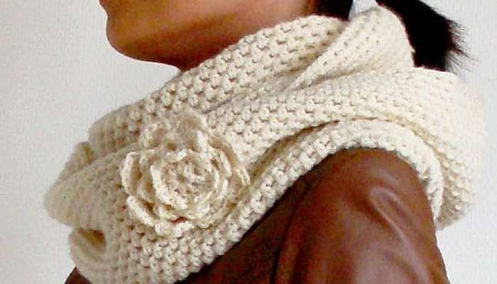 Lavorare a maglia: come fare una sciarpa fai da te