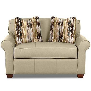 Leather Chair Sleepy S Twin Sleeper Jcpenney 1150