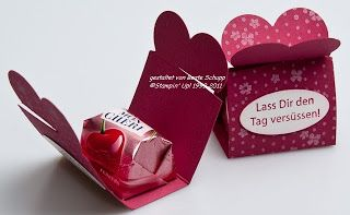 Für Mon Cherie oder Küsschen