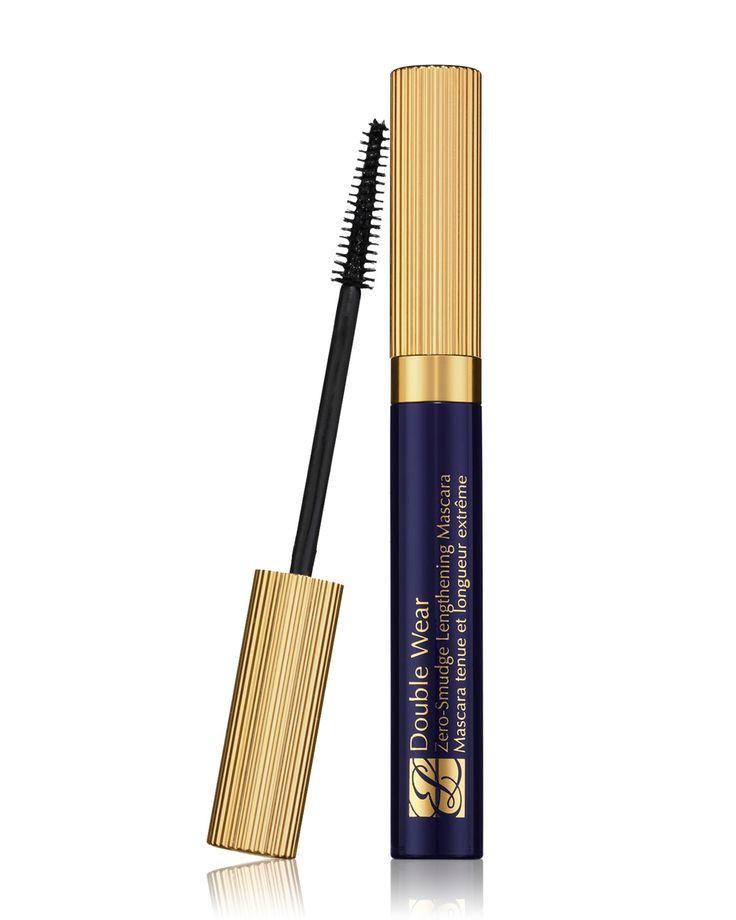 Double Wear Zero-Smudge Lengthening Mascara, Brown - Estee Lauder