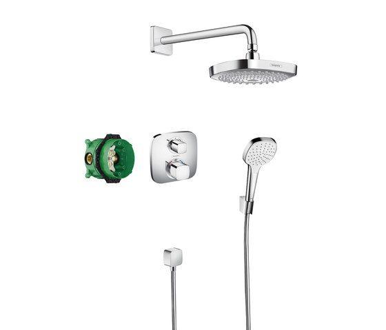 Hansgrohe Croma Select E Design ShowerSet Croma Select E / Ecostat E von Hansgrohe | Zubehör