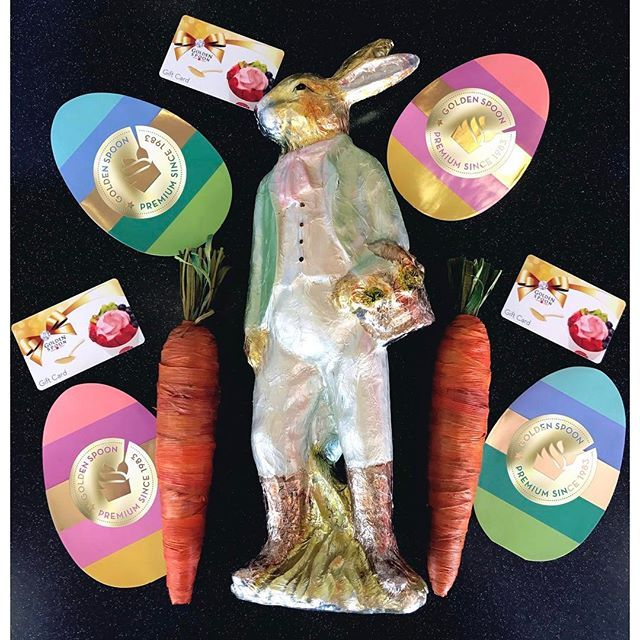 216 best easter froyo pics images on pinterest easter photos of every easter basket needs golden spoon gift cards easter is this sunday negle Image collections