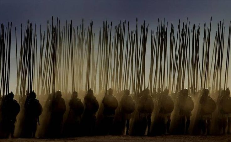 Η μάχη της Χαιρώνειας (338 π.Χ)