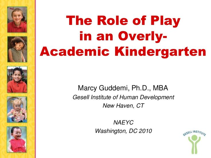 9 best early childhood advocacy day 2014 images on pinterest role of play in overly academic kindergarten naeyc 2010 by gesellinstitute via slideshare malvernweather Image collections