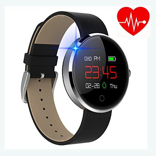 Kingkok Colorful OLED Screen Dynamic Heart Rate and Blood Pressure Watch with Pedometer Calories Counter Sleep Monitor Band Waterproof Fitness Tracker Smart Bracelet [Silver] #Kingkok #Colorful #OLED #Screen #Dynamic #Heart #Rate #Blood #Pressure #Watch #with #Pedometer #Calories #Counter #Sleep #Monitor #Band #Waterproof #Fitness #Tracker #Smart #Bracelet #[Silver]
