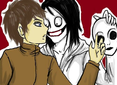 Jeff The Killer And Masky Jeff X Masky Yaoi Www Imgkid Com The