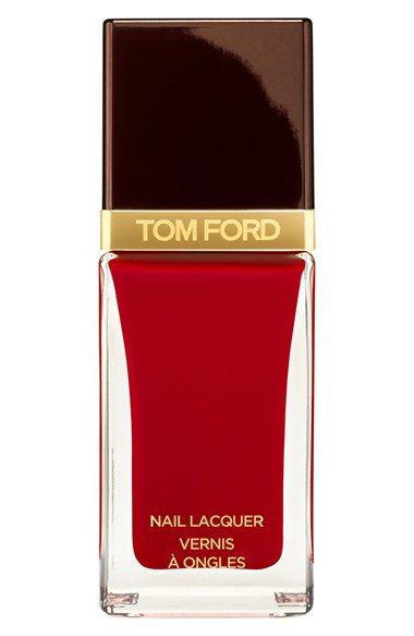 Tom Ford Nail Lacquer in Carnal Red