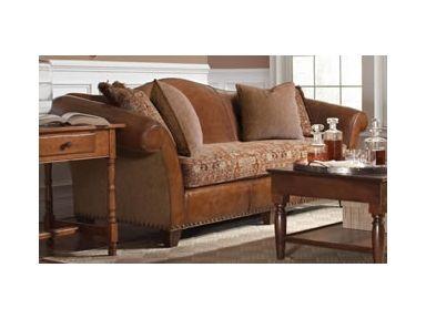 Shop For Stickley Boulder Sofa 96 9890 95 And Other Living Room