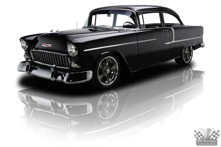 1955 Chevrolet Del Ray Pro Touring 383 Stroker 4L60E