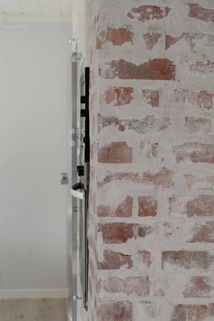 Tips til behandling av gammel murstein. Hvordan få en slik look!
