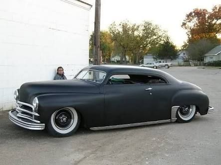 Chopped 51 plymouth cranbrook - Google Search