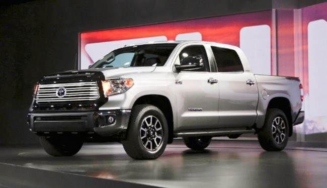 Toyota Tundra 2019 Redesign