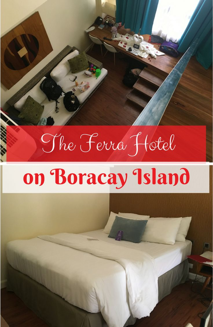 Looking for somewhere amazing on Boracay to stay? The Ferra Hotel is a great choice for you. Beautiful hotel, friendly staff and great food. Travel   Boracay   Philippines