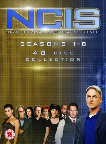 NCIS - Seasons 1-8 Box Set [DVD] Paramount Home Entertain... https://www.amazon.co.uk/dp/B0074GV2EQ/ref=cm_sw_r_pi_dp_vZ0IxbXB7WQ53