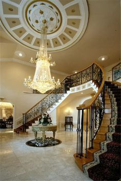 Best 14 Best Double Staircase Images On Pinterest Dream 640 x 480