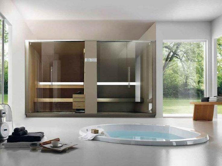 Sauna / banho turco S H TWIN by EFFEGIBI