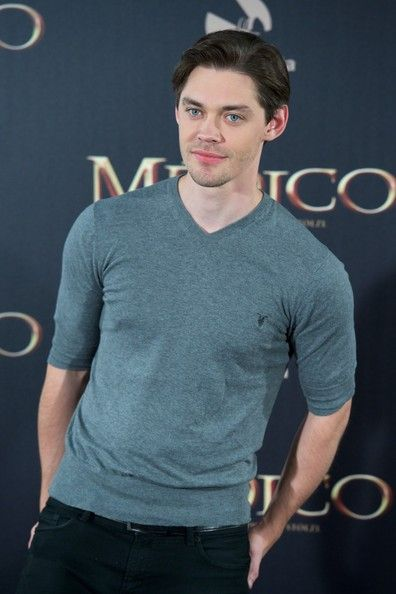 Tom Payne Photos: 'The Physician' Photo Call in Madrid