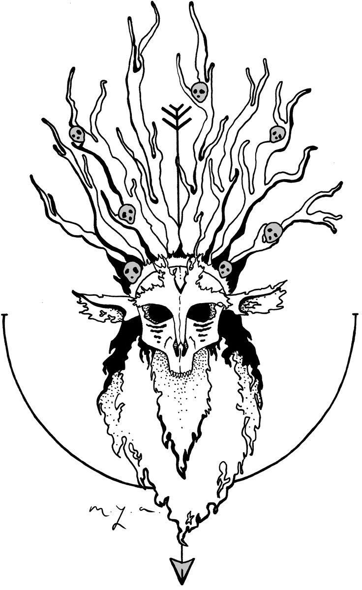 Decay Deer God