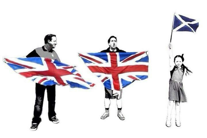 I hope we get there, an independent Scotland, not a dependent Scotland.
