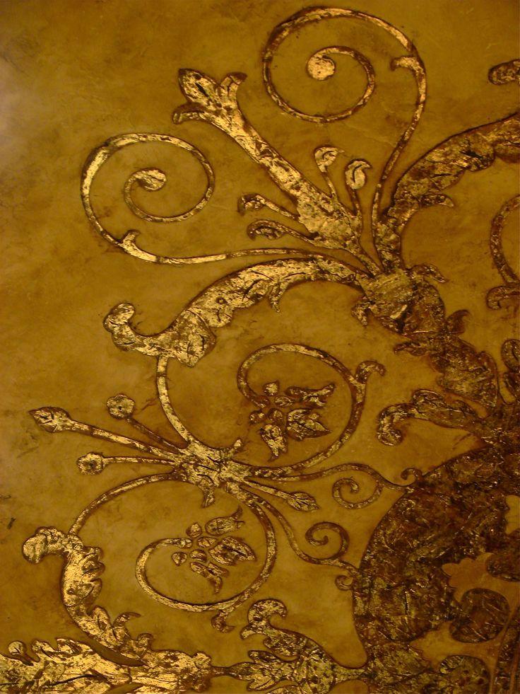 les 280 meilleures images du tableau peinture d corative motifs sur pinterest peintures. Black Bedroom Furniture Sets. Home Design Ideas
