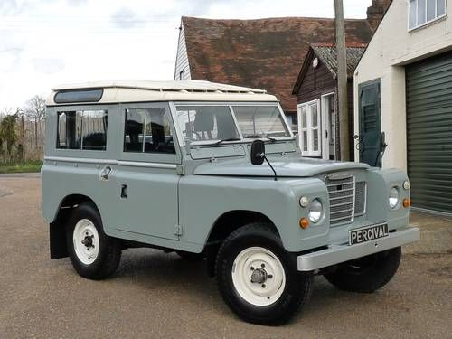 Land Rover series 111 88 For Sale (1979)