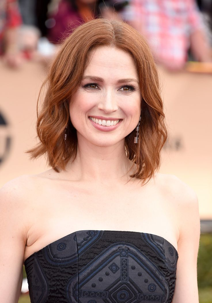 Happy birthday, Ellie Kemper!!! (May 2nd)