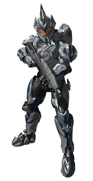 Halo 4 Fotus Armor DLC  (Avatar Fotus Costume, Avatar Promethean Crawler, Forerunner Lightrifle Skin, Unicorn Emblem, Limited Edition Console Downloadable Content, Xbox 360, 343 Industries)