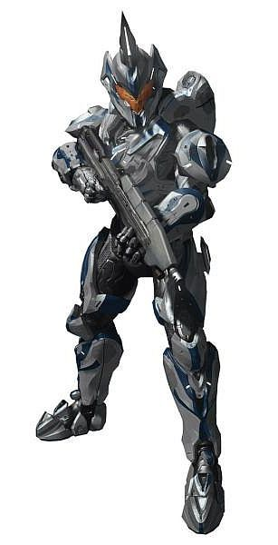 Halo 4 Fotus Armor DLC  (Avatar Fotus Costume, Avatar Promethean Crawler, Forerunner Lightrifle Skin, Unicorn Emblem, Limited Edition Console Downloadable Content, Xbox 360, 343 Industries)