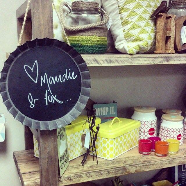 A little in shop snap taken by my beautiful friend David ❤️ Maudie & Fox
