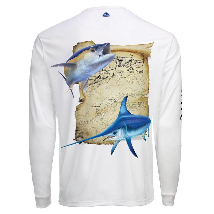 Men's OTP UV Shirt: NE Canyons