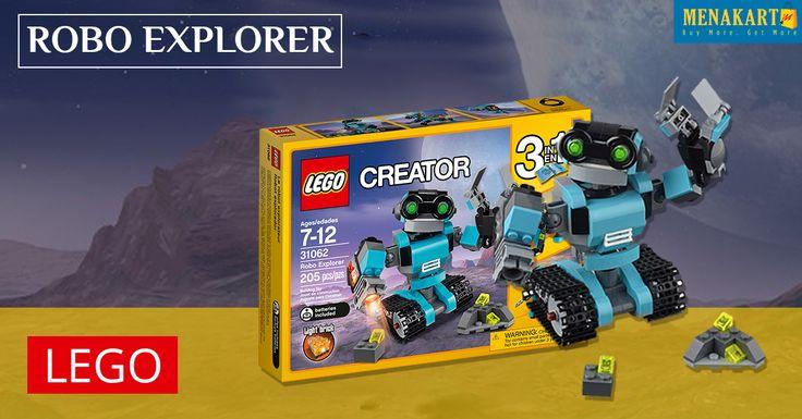 Shop for LEGO Robo Explorer Online #Lego #Robo #Games #Online #Kids #Shopping #Menakart