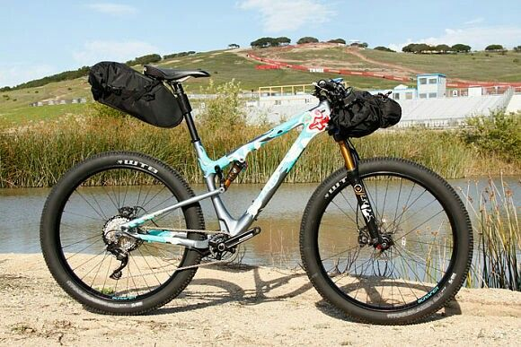 Expedition fat bike