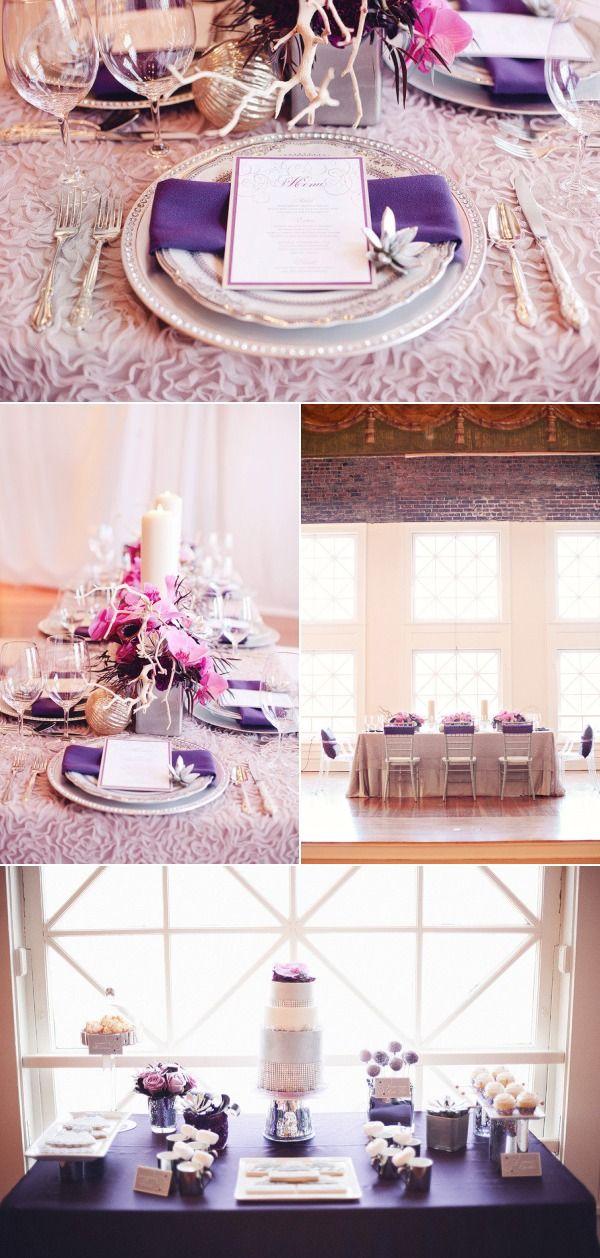 Portland Fairytale Wedding Inspiration by Bridal Bliss   The Wedding Story