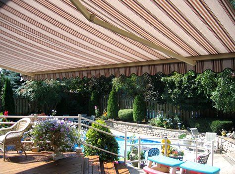 Awnings Provide Huge Energy Savings