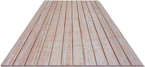 "5/8"" x 4' x 8' Pine Plywood Siding 4"" OC"