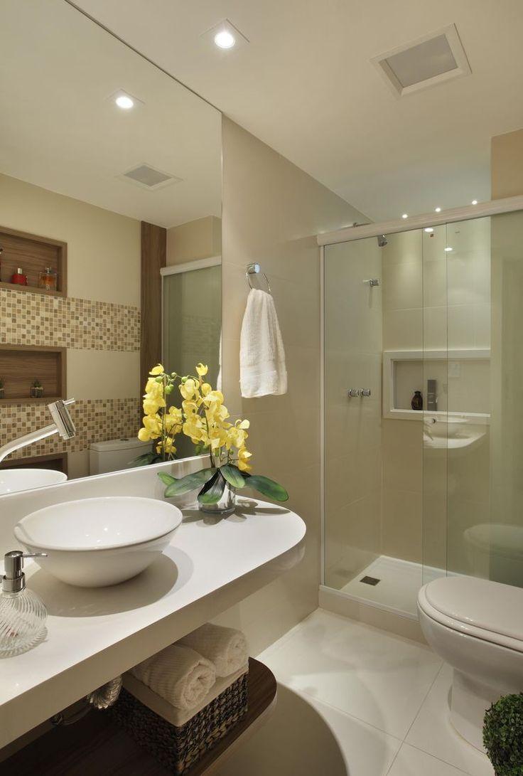 1000 ideas about gabinete para banheiro pequeno on for Objetos decorativos modernos