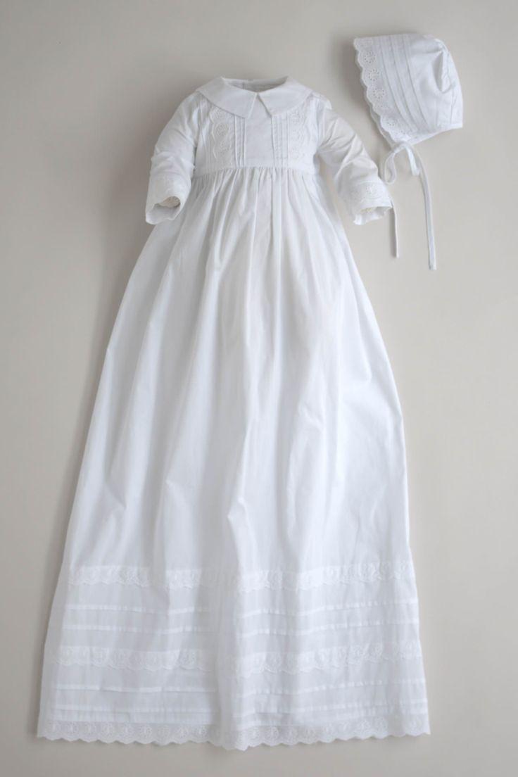 broderte bånd dåpskjole - Google-søk