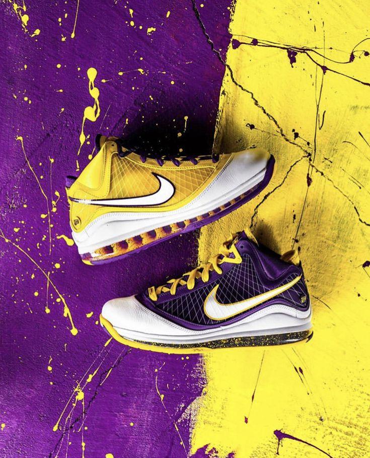 Nike LeBron VII in 2020 Nike lebron, Nike, Nike air max