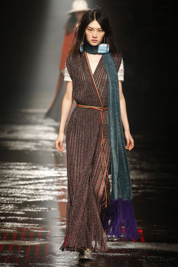 Missoni Fall 2018 Ready-to-Wear Collection - Vogue
