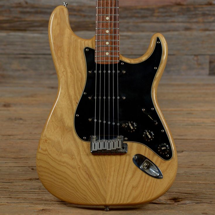 Fender American Standard Stratocaster Natural 1997 w/HSC USED (Serial #N7275509)