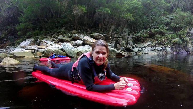 Storms River Kayak Trip, South Africa.